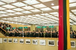 Nuotrauka. Iškilminga Laisvės gynėjų rikiuotė. Seimo kanceliarijos (aut. Dž. G. Barysaitė) nuotr.