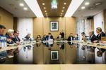 Nuotrauka. Bendras Antikorupcijos ir Neįgaliųjų teisių komisijų posėdis. Seimo kanceliarijos (aut. O. Posaškova) nuotr.