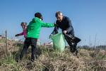"""Nuotrauka. Seimo Pirmininkas Viktoras Pranckietis dalyvavo akcijoje """"Darom"""". Seimo kanceliarijos (aut. O. Posaškova) nuotr."""