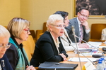 """Nuotrauka. Konferencija """"Tvarioji Lietuva: mūsų įnašas į valstybės kūrimą"""". Seimo kanceliarijos (aut. O. Posaškova) nuotr."""