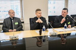 Nuotrauka. Seimo Kauno krašto bičiulių grupės narių susitikimas dėl Kauno Šv. Mato gimnazijos ir kitų katalikiškų mokyklų situacijos