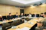 Nuotrauka. Seimo ir Pasaulio lietuvių bendruomenės komisijos pasitarimas. Seimo kanceliarijos (aut. Dž. G. Barysaitė) nuotr.