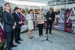 Nuotrauka. Vengrijos ambasados fotografijų parodos, skirtos Vengrijos pirmininkavimui Višegrado grupei, pristatymas. Seimo kanceliarijos (aut. O. Posaškova) nuotr.