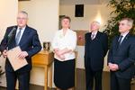Nuotrauka. Seimo Pirmininko Viktoro Pranckiečio susitikimas su Signatarų klubo nariais