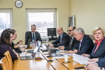 Nuotrauka. Valstybės valdymo ir savivaldybių komiteto posėdis. Seimo kanceliarijos (aut. Dž. G. Barysaitė) nuotr.