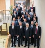 Nuotrauka. Bendras Baltijos Asamblėjos Gamtos išteklių ir aplinkosaugos komiteto ir Ekonomikos, energetikos ir inovacijų komiteto posėdis. Seimo kanceliarijos (aut. Dž. G. Barysaitė) nuotr.