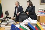 Nuotrauka. Seimo Europos reikalų <b>komiteto</b> <b>posėdis</b>